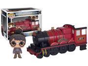 Funko Harry Potter POP Rides Hogwarts Express Engine With Harry Figure