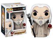 Funko POP Movies The Lord of the Rings Saruman Action Figure 9SIAAX365K2018