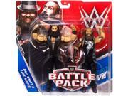 WWE Superstars Action Figure - Bray Wyatt and Luke Harper 9SIAADG6UP1265