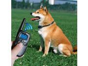 CoastaCloud 300 Meters Dog Training Collar with Remote Rechargeable and Waterproof E-collar Pet Bark 9SIV0N56P56261