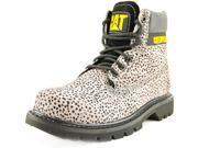 "Caterpillar 6"" Colorado Women US 10 Gray Work Boot"