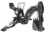 Titan Backhoe Excavator 3 point Cat 1 2 Tractor Attachment Bucket Loader GX720