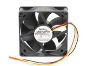 8CM cooler U80T12MUB7-53 8025 12V 0.19A  silent CPU speed chassis power supply fan server inverter axial cooling fans