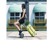 Airwheel S6 260Wh Motorized Moped Mobile Seated Self Balancing Electric Scooter personal-transporter Intelligent Balancing Chip. Original Japan-Made Lithium Battery Inside