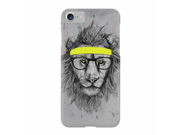 ArtsCase SlimFit Designers Hipster Lion by Balazs Solti for iPhone 7