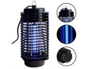 Electric Mosquito Fly Bug Insect Zapper Killer Control With Trap Lamp 110V
