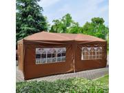 2PC Side Walls Cloth W/ Window For EZ POP UP Folding Wedding Party Tent Cafe