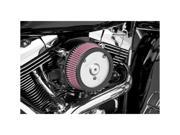 Arlen Ness Big Sucker Stage I Air Filter Kit - Chorme Backing Plate 9SIAAHB4123976
