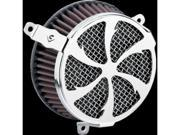 Cobra Air Cleaner Kits Filter Chrome Sw Stryker 06 0270 01