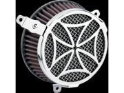 Cobra Air Cleaner Kits Filter Cr Chrome Dresser 606-0100-02 9SIAAHB46K3212