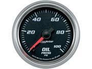 Auto Meter Dresser Instruments/kits Gauge Oilpres2-1/16 Coblt 19652