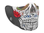Zan Headgear Modi-face Detachable Mask Neoprene Muerte Wbnfm003h 9SIAAHB4WG8850