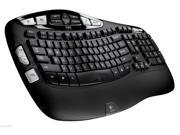 New Logitech Wireless Keyboard K350 w/ USB Unifying Receiver