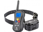 PatPet PTS-018A Rechargeable and Waterproof Remote Dog Training Collar (for 1 dog) 9SIAAJM4D02938