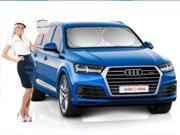 Windshield Car Sun Shade - Large Sunshade UV Auto Protector, Drasticly Reduces Dashboard Interior Temperatures