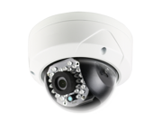 LTS CMIP7422-M 2.1MP HD 4mm 30 IR 100ft SD Card Slot Vandalproof POE IP Security Dome Camera