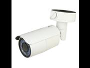 LTS CMHR6823D Z TVI HD 2 Megapixel 2.8 12mm VF Motorized Lens 42IR 131ft Dual Volt Bullet Camera