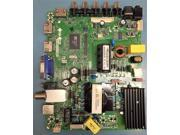 Hisense 173395 LTDN40D37US Main Board for 40H3E