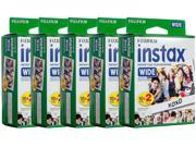Fujifilm instax Wide Instant Film (2 x Twin Packs)  (100 Films)
