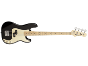 Paramount Maple FB Electric Bass - Classic Black 9SIAFVD7FM6600