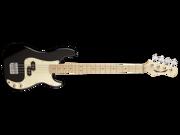 Paramount Maple FB Electric Bass Classic Black
