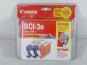 Canon BCI-3E Colour Combo Value Pack 9SIAD245CY4554
