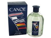 CANOE by Dana for Men - After Shave Splash 8 oz