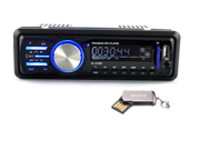 Bluetooth HD Car Audio MP3 Player Card Machine with Radio USB SD MMC Card Reader 12V Bluetooth Car Stereo FM Radio MP3 Audio Player Support Bluetooth Phone U Di