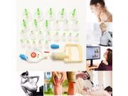 Healthy 24 Cups Chinese Traditional Medical Vacuum Cupping Suction Therapy Set 9SIAASP5050570