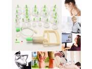 Healthy 18 Cups Chinese Traditional Medical Vacuum Cupping Suction Therapy Set 9SIAASP5050473