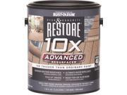 Restore 287328 Paint, 1 gal Container, 40 sq-ft/gal, Tint Base, Mild