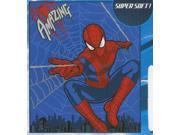 Marvel Amazing Spiderman Plush Fleece Throw Blanket 9SIAAUY4WA3406
