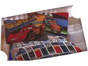 "Disney PIXAR Cars Full Size Sheet Set """"Super Speedway"""""" 9SIAAUY4WA3381"