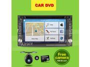 100% 2016new universal car radio double 2in car dvd player GPS Navigation In dash Car PC Stereo Head Unit video Free Map USB SD