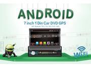"7"""" Android 6.0 Universal 1 Din Car Audio DVD Player+Radio+GPS Navigation+Autoradio+Stereo+Bluetooth+PC+DVD Automotivo+SD USB R"" 9SIAAV76EW3131"