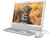 Dell I3455-6000blk 24-inch FHD All-in-one Desktop 4gb RAM 500gb HDD Win 8.1 White