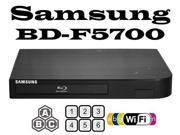 Samsung BD-F5700E Multi Region Zone Blu-Ray DVD Player 9SIAAVC4YK0857