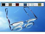 VISION Task Vision 3x I Wear Prism Alloy Platinum Spectacl 121800 Us Dental Depot