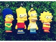 Simpson family usb flash drive cartoon usb flash drive pen drive pendrive 4g/8g/16g/32g memory stick usb stick 9SIAAWS48P3619