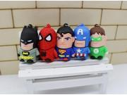 100% real capacitySpider Man drive batman/ super man16GB usb flash drive flash memory stick pendrive pendriveping S23 #AA 9SIAAWT4J87072