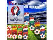 soccer usb flash drive National team pen drive cool usb stick Football fans flash card 16gb pendrive 8gb 32GB 64GB thumbdrives