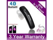 Voice Control Wireless Bluetooth 4.0 Stereo Headphones Headset Earphones w/ Handsfree for Apple iPhone Samsung Sony Xperia HTC 9SIAAWS4976598