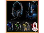 SADES SA 708 Gaming Headset Stereo Headphones Earphones with Microphone for Computer Laptop Skype Mobile Phone