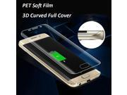 3D Full Cover Curved Screen Protector Film For Samsung Galaxy Note 8 S7 Edge S6 Edge S8 Plus Soft PET ( Not tempered Glass ) 9SIAAWS6Z12183