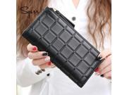 SGARR Fashion Women Purse PU Leather Wallet Female Long Designer Zipper Phone Pocket Causal Coin Purses For Girls (9SIAAWS6ZN4957 20180309wallet2538 GENERIC) photo