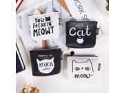 Animal Cat Coin Purses Holder Women Mini Silica Gel Change Wallets Girl Kids Money Bag Coin Bag Children Kids Zipper Small Pouch (9SIAAWS6ZN5313 20180309wallet225 GENERIC) photo