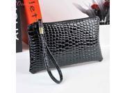 OCARDIAN High Quality 2017  Fashion Women Crocodile Leather Clutch Bag Coin Purse Purse Women Master Designer (9SIAAWS6ZN3694 20180309wallet143 GENERIC) photo