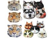 Casual Animal Coin Wallet Female Mini Coins Bag Brand 3d Cat A Lady's Purse Children Big Purses Women Clutch Wholesale (9SIAAWS6ZN6454 20180309wallet368 GENERIC) photo