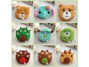 cartoon coin purses ladies plush bear claw Purse female mini coins bag women card pack kids wallet for children wholesale (9SIAAWS6ZN3710 20180309wallet155 GENERIC) photo
