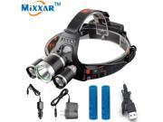 13000LM LED Flashlight Forehead Head Lamp Light Headlight Hunting Camping Fishing Mining Torch Light 18650 Rechargeable Battery thumbnail